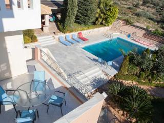 Lagonissi Apartment swimm pool sea view - Lagonisi vacation rentals