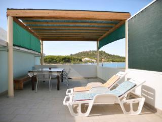 Comfortable apartments with sea view terrace - Betina vacation rentals
