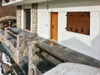 Rustic apartment with mountain views - Amarynthos vacation rentals