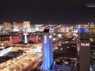 PALMS PLACE 18TH FLOOR STRIP VIEW WITH BALCONY - Las Vegas vacation rentals