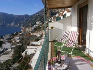 Casa Genny - seaview towards Capri, terrace, WIFI - Praiano vacation rentals
