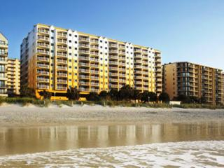 2 Bedroom, 2 Bath, partial ocean/ full march view - North Myrtle Beach vacation rentals