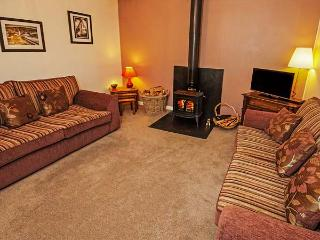 FLORDES COTTAGE, romantic retreat, woodburning stove, walking and cycling available, in Leadhills, Ref 925233 - Leadhills vacation rentals