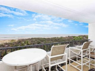 Windjammer 114, 2 Bedrooms, Beach Front, Pool, Elevator, Sleeps 7 - Saint Augustine vacation rentals