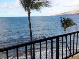 Sugar Beach 2 Bedroom Ocean Front Penthouse 13 - Kihei vacation rentals