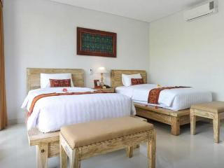 Deluxe Twin Room Homey Cottages - Ubud vacation rentals