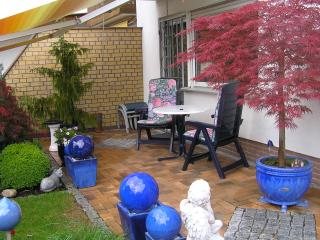 3*2-Zimmer Ferienwohnung/Terrasse in Bad Bocklet - Bad Bocklet vacation rentals