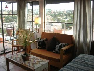 Penthouse features incredible view - San Miguel de Allende vacation rentals