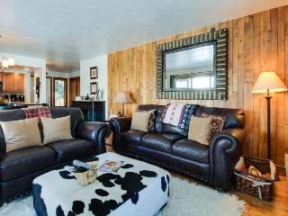 Upscale condo on shuttle route to Vail with shared pool - Silverthorne vacation rentals