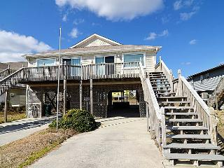 Elysium, REMODELED Contemporary Classic with Ocean View - Surf City vacation rentals