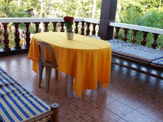 Beachfront Villa Vessela at Tondol Beach - Anda vacation rentals