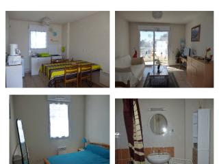 Romantic 1 bedroom Auray Condo with Parking - Auray vacation rentals