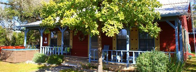 Red Corral Ranch – Colleen's Cottage - Image 1 - Wimberley - rentals