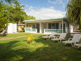 2 or 4 Bedroom BEACHFRONT HOME - Best Swimming Beach - Rincon vacation rentals