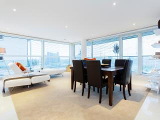 Sleek River View - London vacation rentals