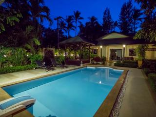 Natien Beach and Garden Villa, Stunning Thai style property, very close to beach - Koh Samui vacation rentals
