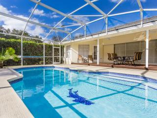 Dolphin Villa - Doral Woods, 5* rated with Wifi & Games - Kissimmee vacation rentals