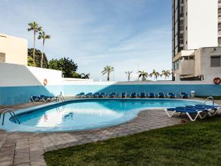 Práctico Apartamento 1dorm en  Martiánez(wifi) - Puerto de la Cruz vacation rentals