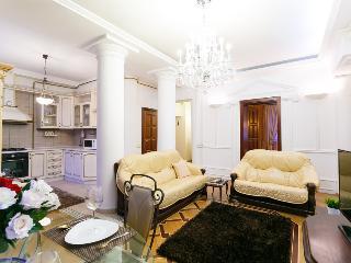4rooms VIP apart-s in Minsk center-KARLA MARKSA 21 - Minsk vacation rentals