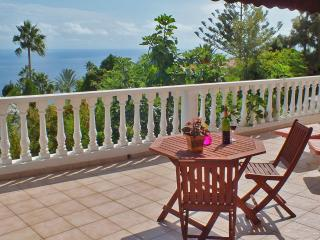 Ferienapartment in ruhiger Lage mit Meerblick - El Sauzal vacation rentals