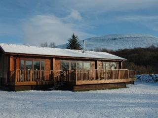 2 bedroom Cabin with Parking in Fort William - Fort William vacation rentals