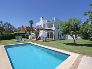 2 Villas 1line Golf heated Pool Puerto Banus 18 PE - Marbella vacation rentals