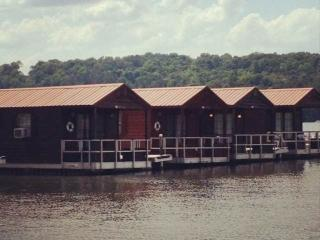 Floating Cabins - Guntersville vacation rentals