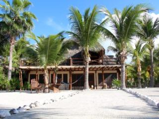 Beachfront apartment, oceanview amazing sunsetview - Holbox Island vacation rentals