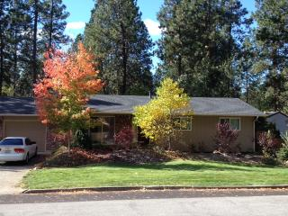 Beautiful 3 bedroom House in Post Falls with Deck - Post Falls vacation rentals