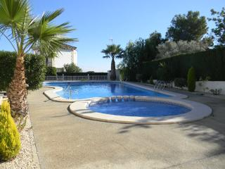 3 Bed Las Violetas Buhardilla over looking pool - Villamartin vacation rentals