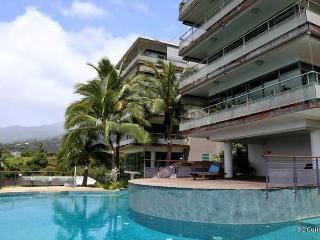 Studio Carlton - Papeete - 2 pers - piscine et vue - Papeete vacation rentals