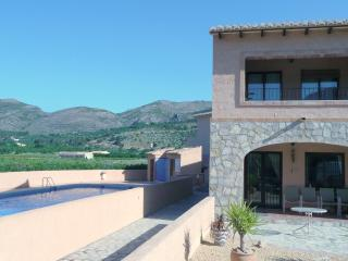 Splendid Spanish 2 BR Apartment with Swimming Pool - Lliber vacation rentals