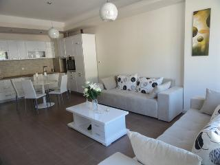 Beautiful new one-bedroom apartment in Budva - Budva vacation rentals