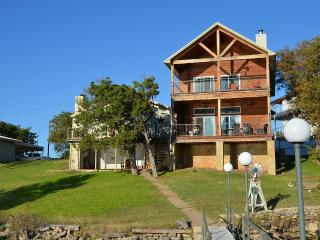 Beautiful Open Water Lakehouse With Beautiful View - Graford vacation rentals