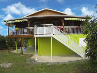 2 bedroom House with Internet Access in Anse-Bertrand - Anse-Bertrand vacation rentals