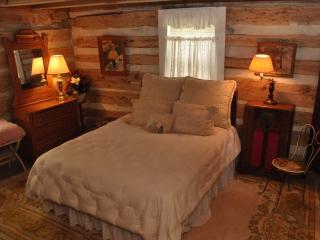 Historic Log Cabin Circa1800-25 min from Nashville - Hendersonville vacation rentals