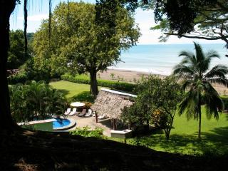 Beachfront, 6bd, Pool, Maid, Cook, SUV's, 7 Kayaks, Great Elevated House Views - Jaco vacation rentals
