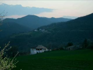 Converted, extended farmhouse in mountain setting - Torricella Sicura vacation rentals