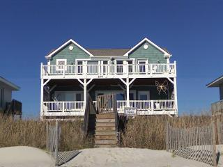 Oceanfront with Elevator - Holden Beach vacation rentals