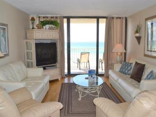 Fantastic 2 bedroom Dunes of Panama Condo E702 - Panama City Beach vacation rentals