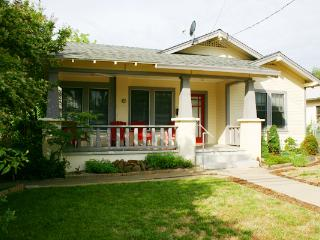 Comfortable House with Internet Access and Wireless Internet - Redding vacation rentals