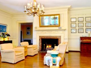 Huge private apt. in 1909 mansion + locale + views - Philadelphia vacation rentals