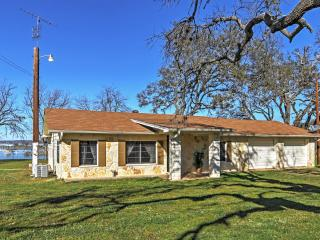 Summer Special! We've Got It All! 2BR Burnet Home w/Private Floating Boat Dock, Great Fishing, Spectacular Sunsets & Majestic Lake Views - Near Golf, Dining, Entertainment & Planetarium! - Burnet vacation rentals