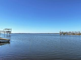 Lake is Full! Come Play! We've Got It All! 2BR Lake Buchanan Home w/Private Floating Boat Dock, Great Fishing, Spectacular Sunsets & Majestic Lake Views - Near Golf, Dining, Entertainment & Planetarium! - Burnet vacation rentals