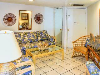 Gulf front condo w/balcony & resort beach, pool & hot tub! - South Padre Island vacation rentals