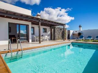 Villa Neptuno with private pool in Playa Blanca - Playa Blanca vacation rentals