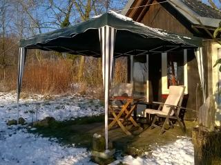 Romantic 1 bedroom Shepherds hut in Plombieres - Plombieres vacation rentals