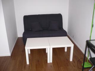 Bel appartement meublé -Rouen droite - Rouen vacation rentals