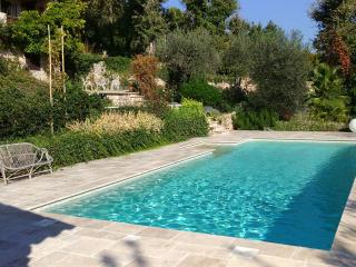 Charming country villa with pool - Le Tignet vacation rentals