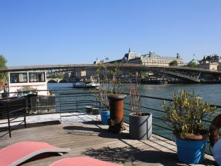 parisbeapartofit - Houseboat Champs Elysees (1384) - Paris vacation rentals
